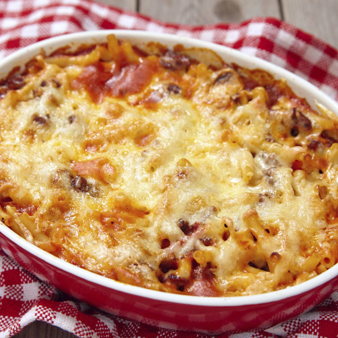 Turkey Pasta Bake – Baby Led Weaning