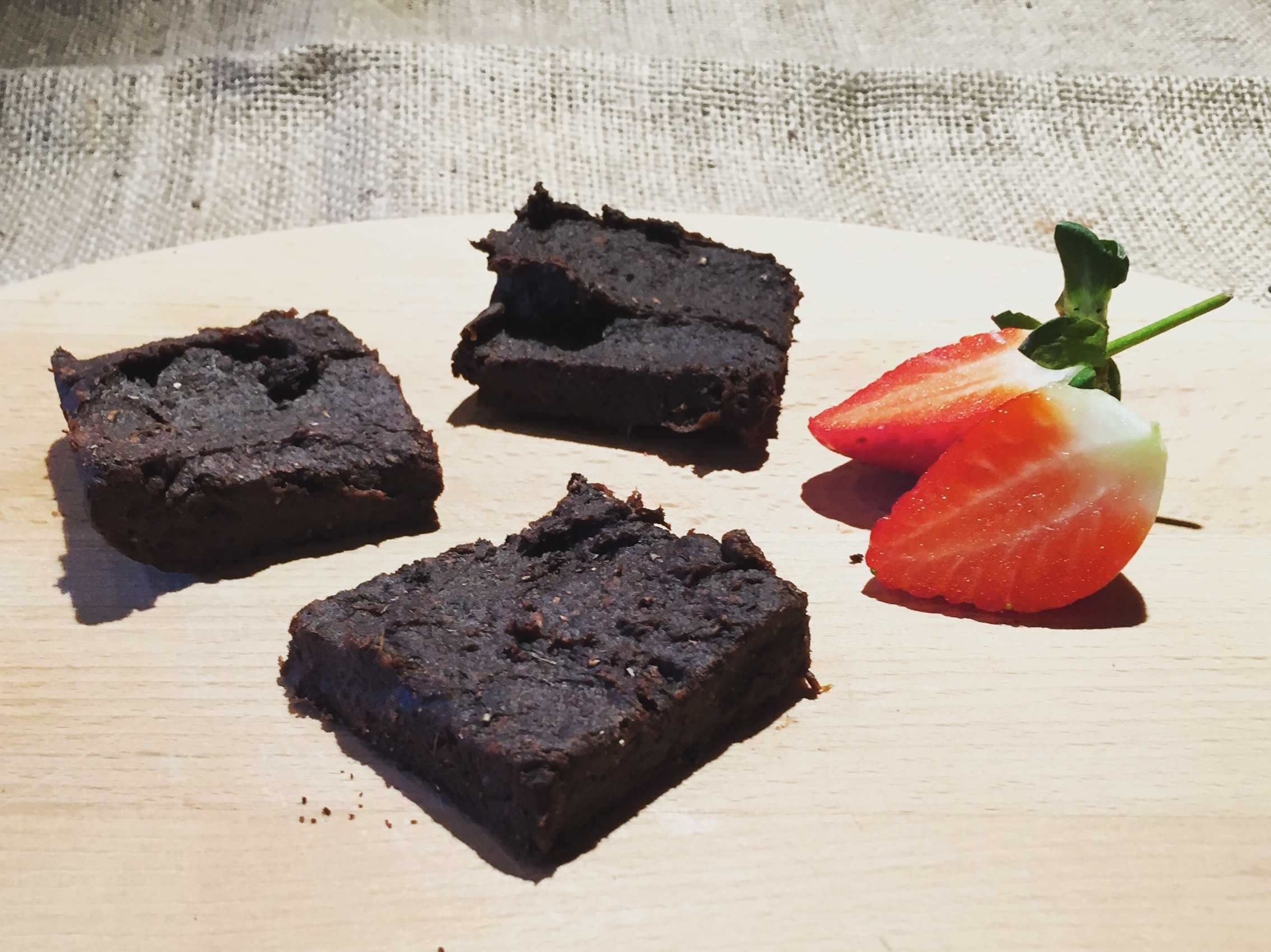 Sweet Potato Brownies - Baby Led Weaning Recipes